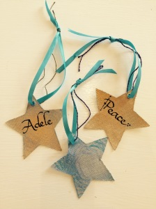 Adele Ornaments