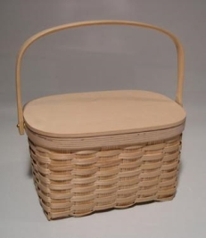Provincetown Purse Basket