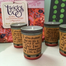 Curly Girl Candles