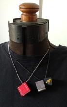 Smuda book necklaces