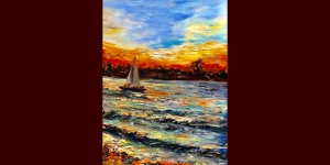 Oil Painting with knives_EB